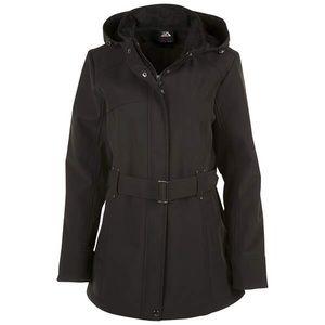 Large Women's Zeroxposur Belted Jacket